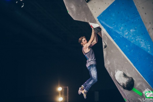 2018 USA Climbing Youth Bouldering Nationals